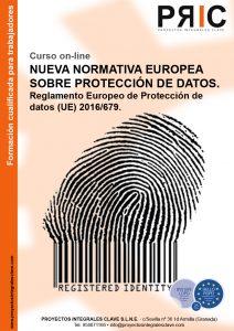 NUEVA NORMATIVA PROTECCION DE DATOS